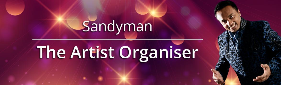 artist-organiser